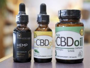 CBD oil can be used in treating skin conditions
