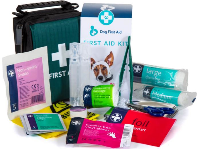 Dog Emergency Kits