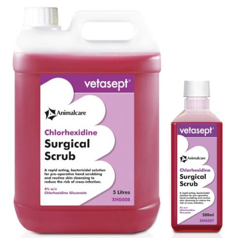 Chlorhexidine Disinfectant Use For Surgical Skin Preparation